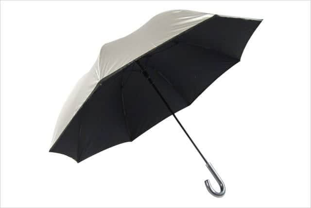 オカモト原宿店の晴雨兼用の日傘