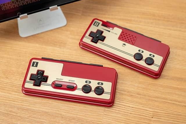 懐かしい!当時と形・大きさそのまま!Nintendo Switchで使えるファミコンコントローラー購入レビュー