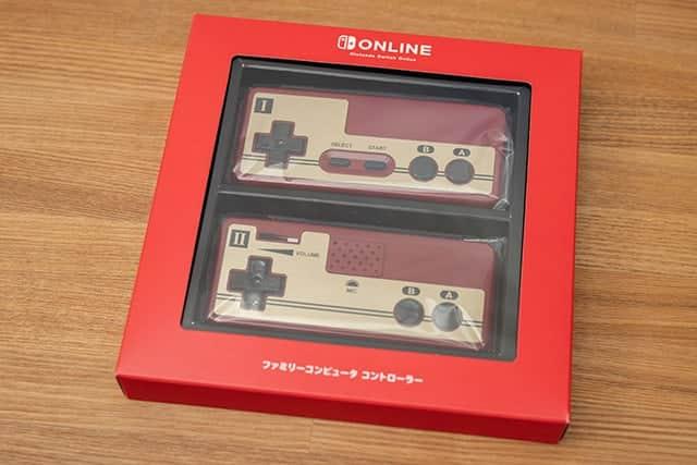Nintendo Switch Online加入者限定 ファミリーコンピューターコントローラー