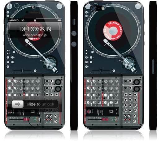 デコスキン HEY DJ