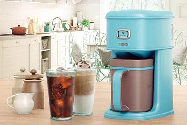 夏!本格的な味わいを自宅で楽しむための『サーモス アイスコーヒーメーカー』メディアで紹介され人気商品に