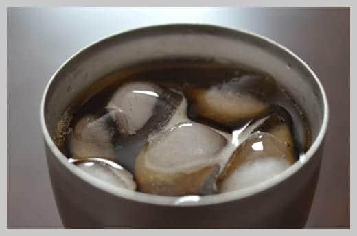 サーモス 真空断熱タンブラー 氷