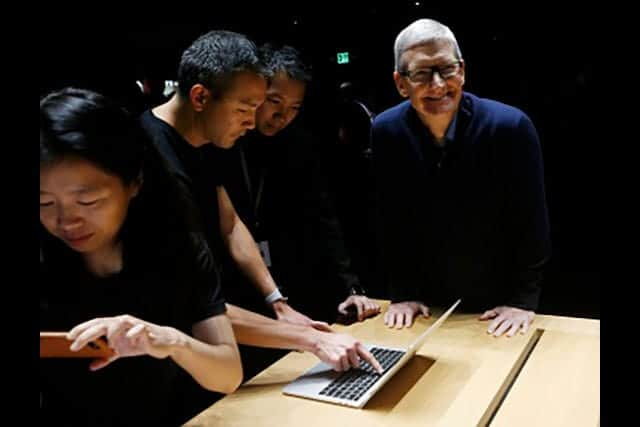 Apple減収減益で地獄突入…革新性喪失が鮮明