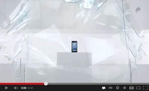 独自路線を行くT-Mobile iPhone 5のCM