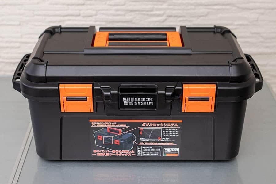 DIYで増えた工具やネジを一括収納!大容量の工具箱ならこれおすすめ