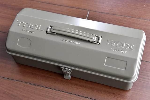 TRUSCO 山型ツールボックス
