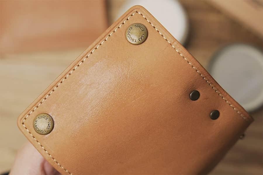 土屋鞄のナチューラヌメ革キーケース