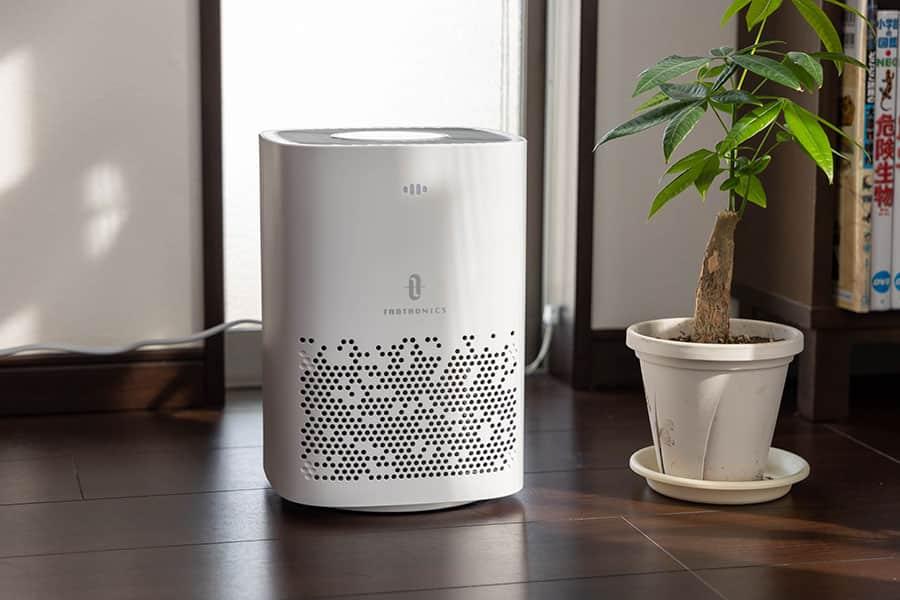 Blue Pure 411よりもコンパクトな空気清浄機『TaoTronics TT-AP006』レビュー!コスパも良い
