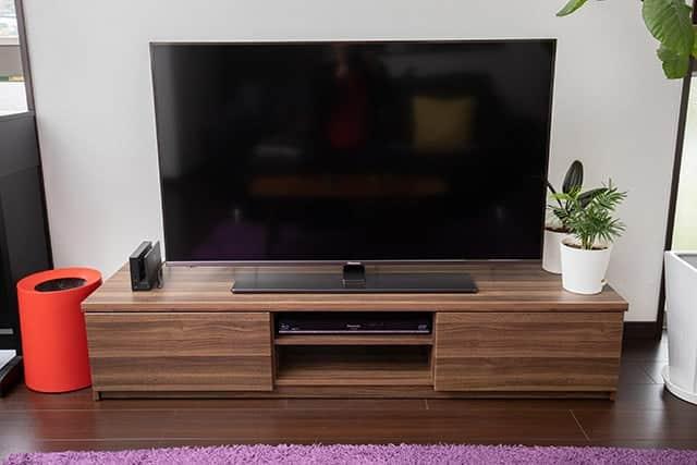 ケーブルと電源タップを収納できるテレビ台の一押しはこれ!3つのおすすめポイント