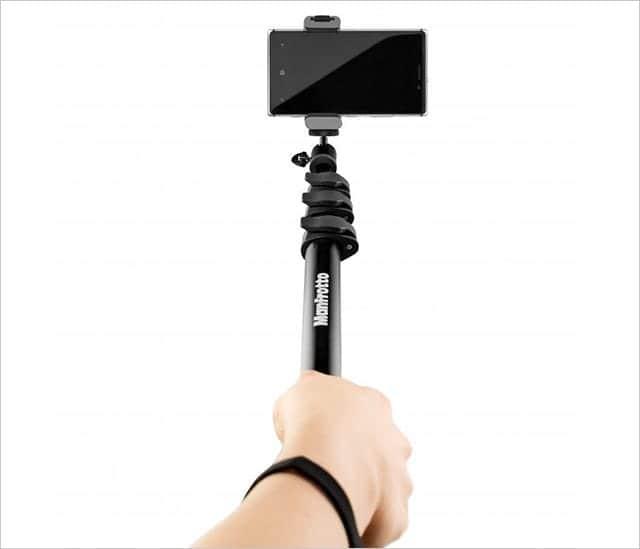 自撮り棒とTwistGrip