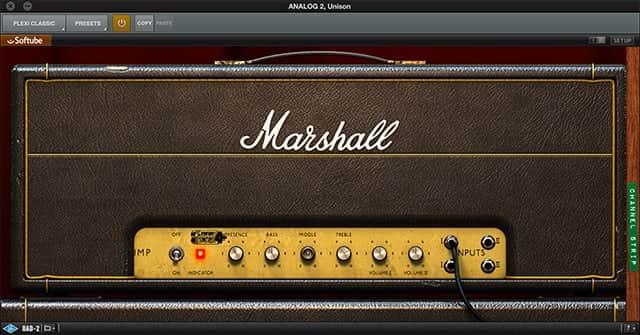 Marshall Plexi Classic Guitar Amp