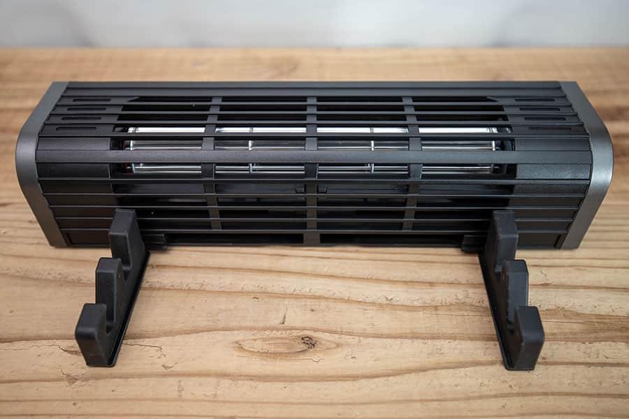 USB扇風機で夏場のPCを冷却!外付HDDのファンが静かになった