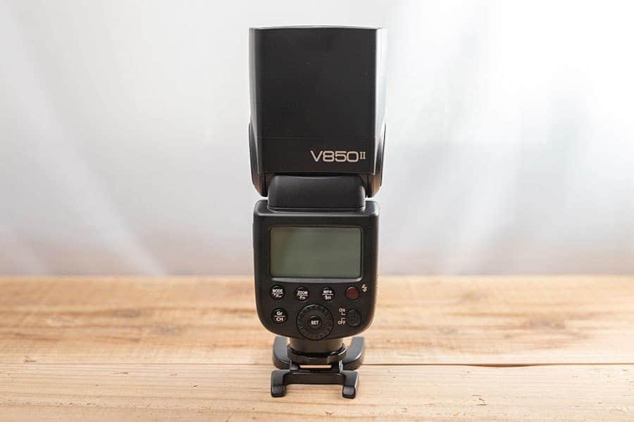 光で写真が上手くなる!Godoxのコスパ最高ストロボ『V850II』購入レビュー