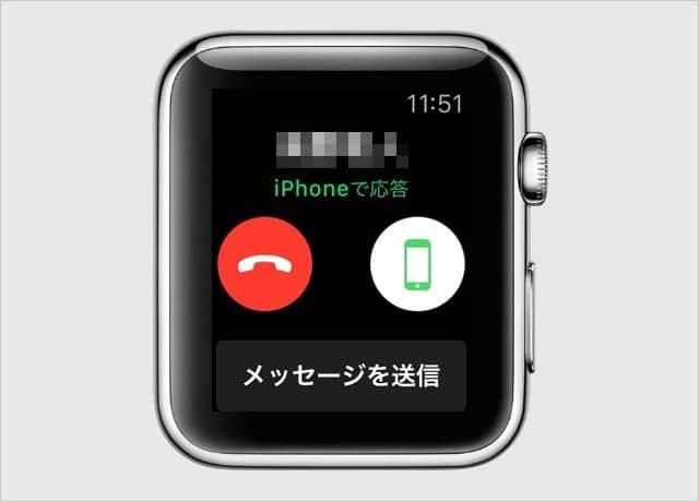 Apple Watch がwatchOS 2でFaceTimeオーディオに対応