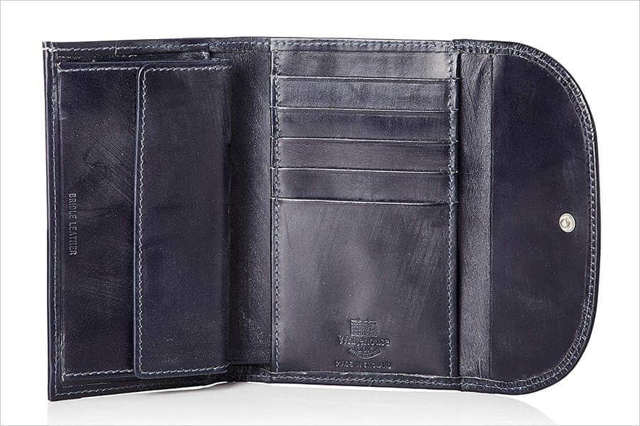 ホワイトハウスコックス 三つ折り財布 S1112