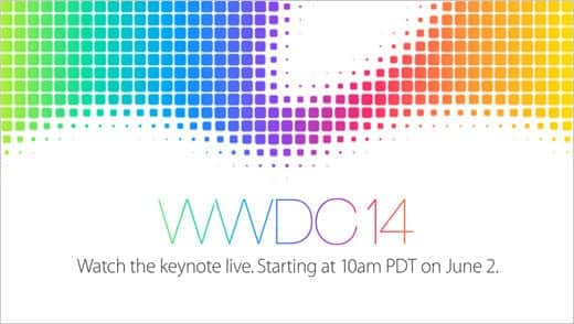 WWDC 2014 Keynote Live