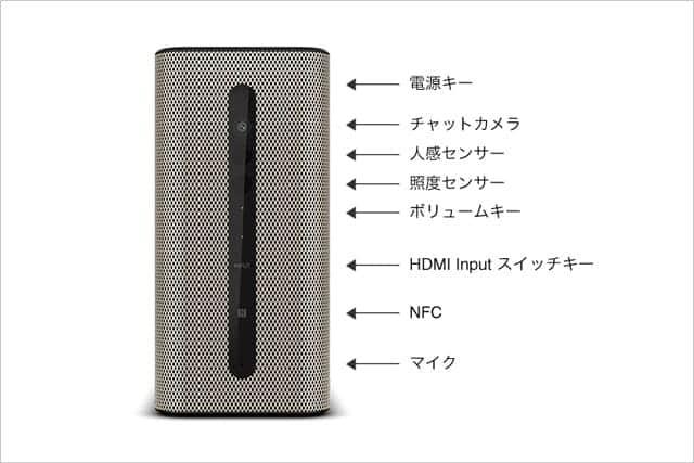 Xperia Touch 本体の仕様
