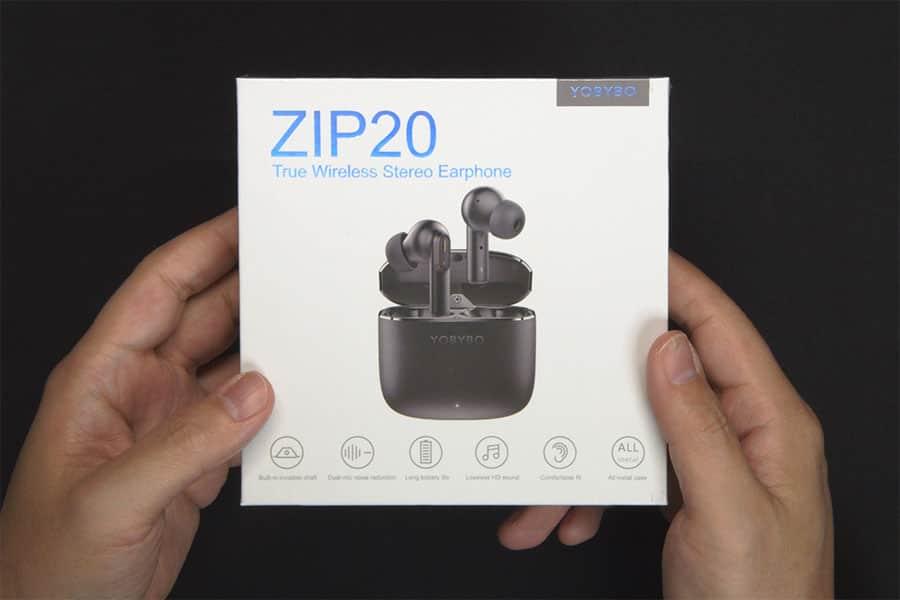 ZIP20のパッケージ