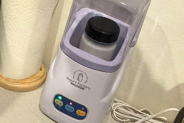 TO-PLAN(トープラン) ヨーグルトメーカー ヨーグルトファクトリー