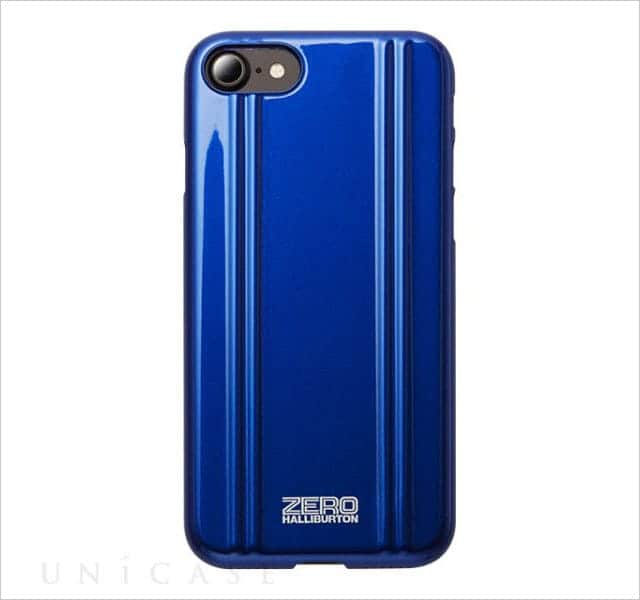 ZERO HALLIBURTON PC for iPhone7 ブルー