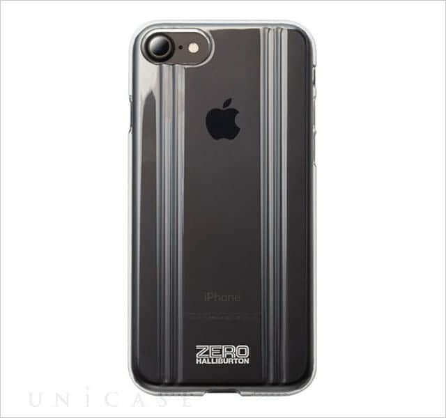 ZERO HALLIBURTON PC for iPhone7 クリア