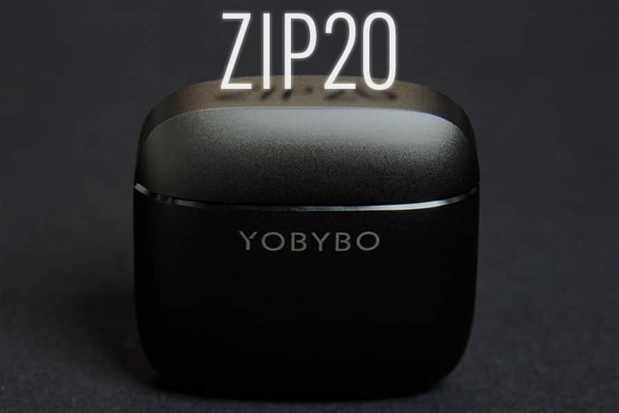 開閉がクセになるフルメタルボディの完全ワイヤレスイヤホン『ZIP20』レビュー