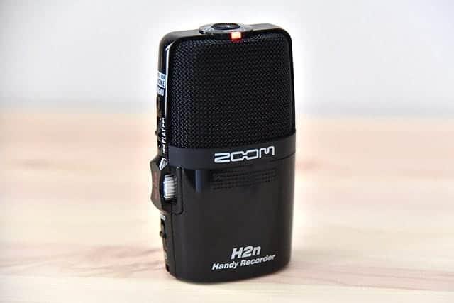 YouTubeのゲーム実況をステレオで収録できるマイク『ZOOM H2n ハンディレコーダー』購入レビュー